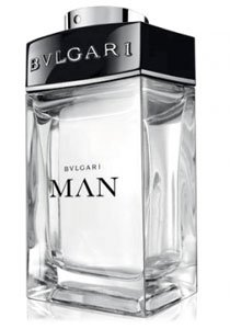 Bvlgari Man Eau de Toilette Spray for Men, 3.4