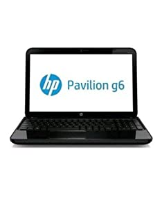 HP Pavilion g6-2336el Notebook PC, Windows 8, Processore Intel® Core(TM) i3-3120M, Memoria 6 GB di DDR3, HD SATA da 500 GB
