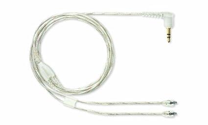Pièces détachées SHURE CABLE SE846 TRANSPARENT Câbles
