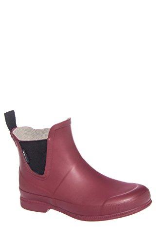 Eva Classic Low Heel Rain Boot