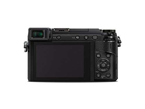 Panasonic-Lumix-DMC-GX80KEGK-Kit-Fotocamera-Mirrorless-GX80-e-Obiettivo-12-32mm-16-MP-Nero