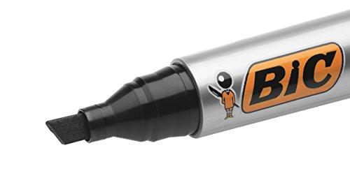 0339402 marker pointe biseautee noir