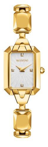 Valentino Women's V60SBQ4002IS040 Minigemme Gold Plated Bracelet Watch