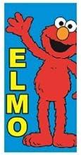Homemusthaves Sesame Street - Elmo Waving Beach Towel 30 x 60quotl