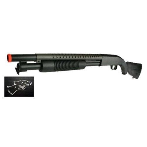 POLICE Pump Action Metal Shotgun Airsoft Gun