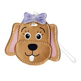 Travel Smart TS052PUP Children's Luggage Tag - Puppy