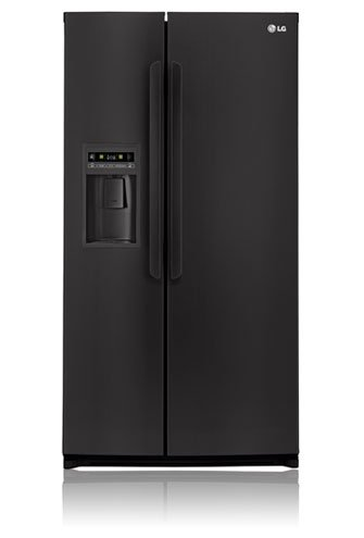 lg refrigerators french door lg lsc27925sb 26 5 cu ft. Black Bedroom Furniture Sets. Home Design Ideas