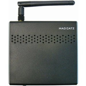 Mad Catz MCB04704N/04/1 Wireless Gaming Network for Xbox 360 and PS3