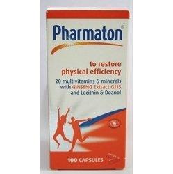 Pharmaton Restore Physical Efficiency 100 Capsules