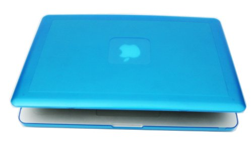 AQUA mCover Hard Shell Case for 15-inch A1286 Aluminum Unibody MacBook Pro (15.4&quot; regular display, Black keys)