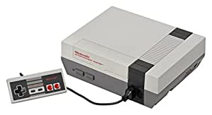 NES System: Video Game Console