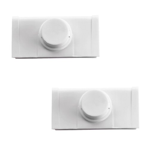 Safety 1st Lock White Carded