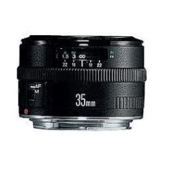 Canon EF 35mm 1:2,0  Objektiv (52 mm Filtergewinde)
