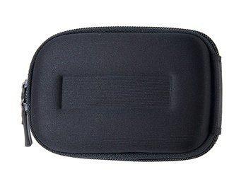 Double Zipper Camera Bag With Strap For Panasonic Cameras (Black)