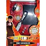 DR WHO DOCTOR WHO SONIC SCREWDRIVER+PEN SET BRAND NEWby Character