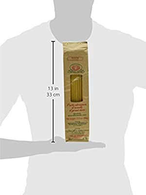 Rustichella Bucatini, 17.5-Ounce Bags (Pack of 4) from Rustichella