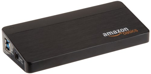 AmazonBasics 7 Port USB 3.0 Hub with 12V/3A Power Adapter (Amazon Usb Hub Powered compare prices)
