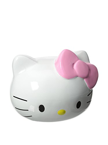 Hello Kitty Light Pink Bow Mini Piggy Bank - 1