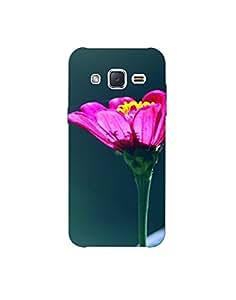 Samsung galaxy J2 pro ht003 (11) Mobile Case by Mott2 - Pink Flower