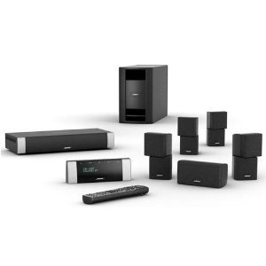 Bose Lifestyle V20 Home Theater System - Black
