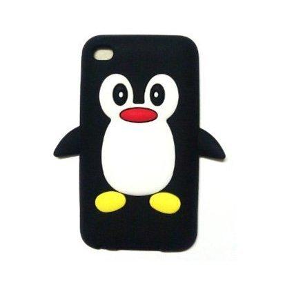 TOOGOO(R) Schwarz Pinguin Weiche