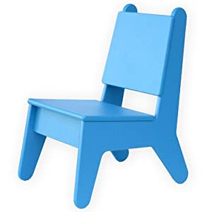 Bb02 Chair In Blue from NotNeutral