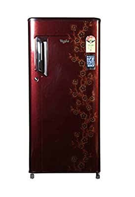 Whirlpool 205 Icemagic Prm 4S Direct-cool Single-door Refrigerator (190 Ltrs, Wine Adonis)