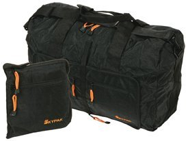 skypak-02-53cm-onboard-size-folding-travel-bag-in-black