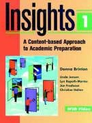 Insights 1:  A Content-based Approach to Academic...