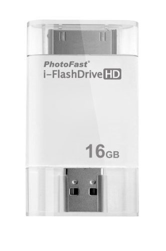 i-FlashDrive HD 16GB for Apple Ab iOS 5.1 iPhone 4S iPhone 4 iPhone 3GS iPad 3 Black Friday & Cyber Monday 2014