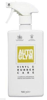 Autoglym Vinyl and Rubber Care 500ml..