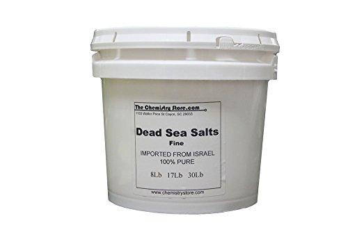 Dead Sea Salts Fine 30Lbs
