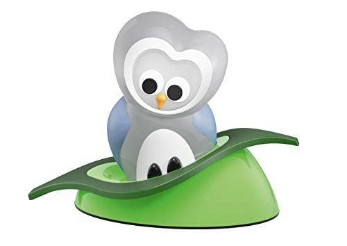 OSRAM LED-Nachtlicht  für Kinder UhuLED / LED-Licht für Kinderzimmer, mit Taschenlampenfunktion und Dämmerungssensor / Schlummerleuchte für Babys, Eule