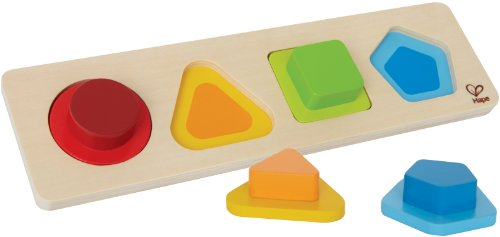 Hape First Shapes Puzzle
