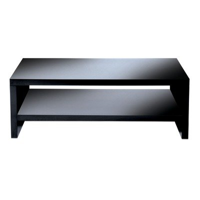 High Gloss Black TV Stand up to 42