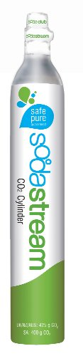 SodaStream 60-Liter Carbonator-Spare Cylinder (Soda Cylinder compare prices)