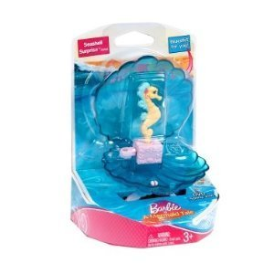 Barbie - A Mermaids Tale Seashell Surprise - Seahorse - 1