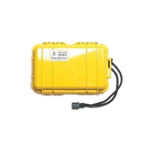 PELICAN ハードケース 1040 N 0.5L イエロー 1040-025-240
