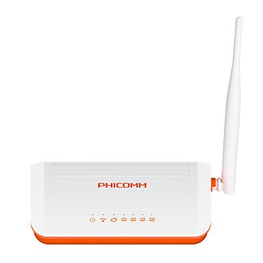 Gjy Phicomm Fir151M Through-Wall 150M Wifi Timing Switch Reduce The Radiation Intelligent Smartcloud Wireless Router