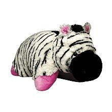 Pillow Pets 11 Inch Pee Wees - Zippity Zebra from Pillow Pets