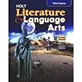 img - for Literature and Language Arts 3rd Course: California Grade 9 Teachers Annotated Edition book / textbook / text book