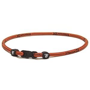 Brett Bros T2x Necklace (Small, Orange)