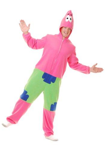 [Starfish Costume - Large - Chest Size 42] (Patrick Starfish Costumes)