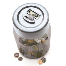 save adds bank days loose change dang high change bank jar