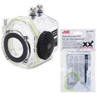 JVC WR-GX001 Marine Case for GC-XA1 Adixxion Action Camcorder - Bundle - with WA-MK001 Marine Case Maintenance Kit