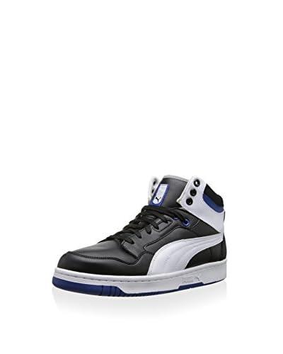 PUMA Men's Rebound FS 4 Mid Classic High Top Sneaker