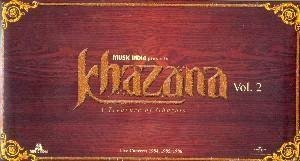 Khazana Vol. 2 - A Treasure Of Ghazals Live Concerts 1984,1985,1986