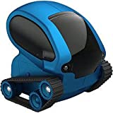 TANKBOT Desk Pets Blue Micro-Robotic 3 Mode Tank Remote Control Toy