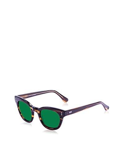 Ocean Ski Gafas de Sol Polarized Santa Cruz (47 mm) Marrón