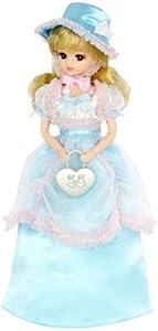 Licca Chan: LD-17 Licca Chan Princess Doll